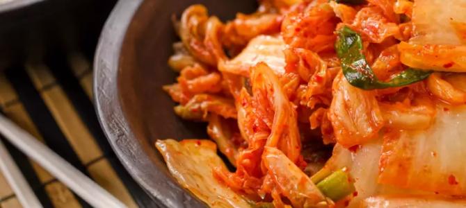 Kimchi, le plat traditionnel coréen