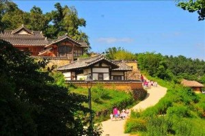 Gyeongjus Yangdong Village 300x199 photo