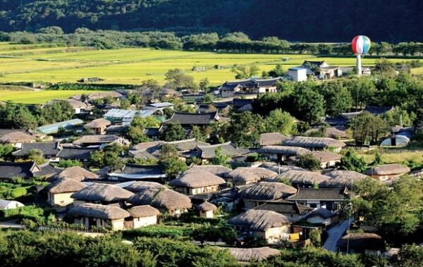 Découvrez la ville de Andong dans la province de Gyeongsang en Corée du Sud