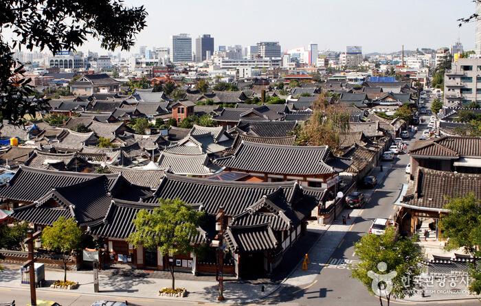 Pourquoi visiter la ville de Jeonju en Corée du Sud