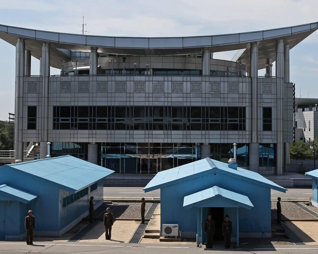 Panmunjeom – le seul site touristique dans le monde où la guerre froide est toujours la réalité