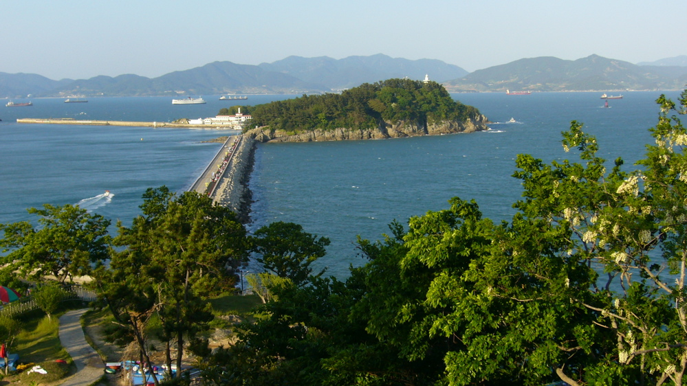 Découvrez Yeosu, ville côtière dans le sud Jeolla en Corée du Sud