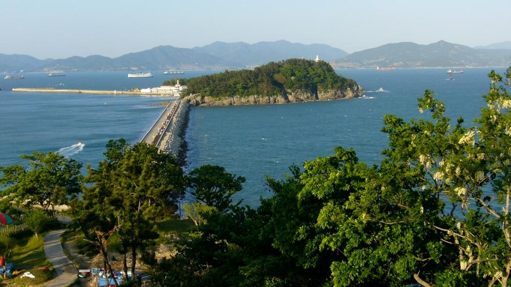 Yeosu-Corée du sud