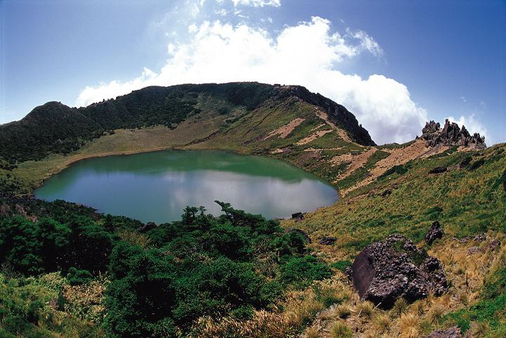La sélection de l'île de Jeju comme merveille naturelle est une occasion en or pour la Corée du Sud