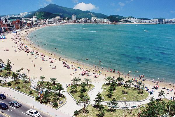 Découvrez les plus belles plages de la Corée du Sud
