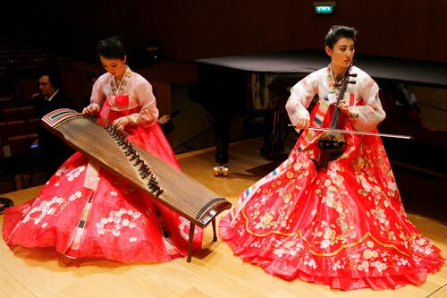 La chanson folklorique coréenne Arirang au patrimoine de l'UNESCO