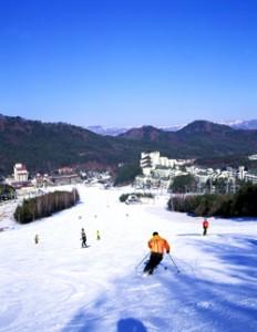 meilleures stations de ski du monde Corée