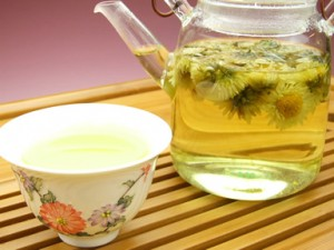 Chrysantheme thé boissons coréennes