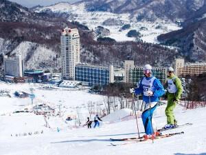 Phoenix Park ski